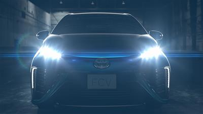 Toyota Mirai – Product Introduction