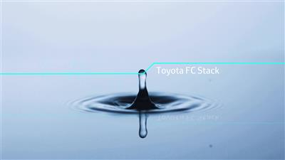Toyota Mirai - Fuel Cell Stack