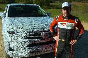NEW HILUX 2020 ALONSO