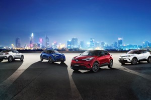 C-HR Selection