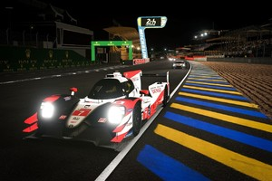 Gwiazdy TOYOTA GAZOO Racing w Virtual Le Mans 24 Hours