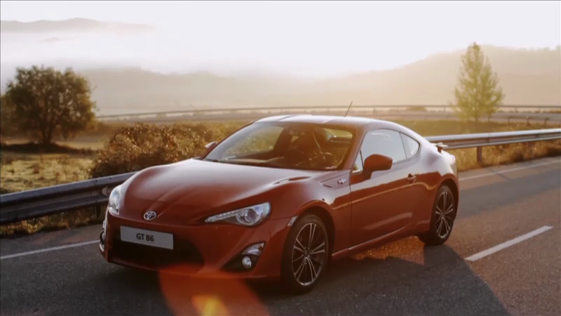 GT86 Driving