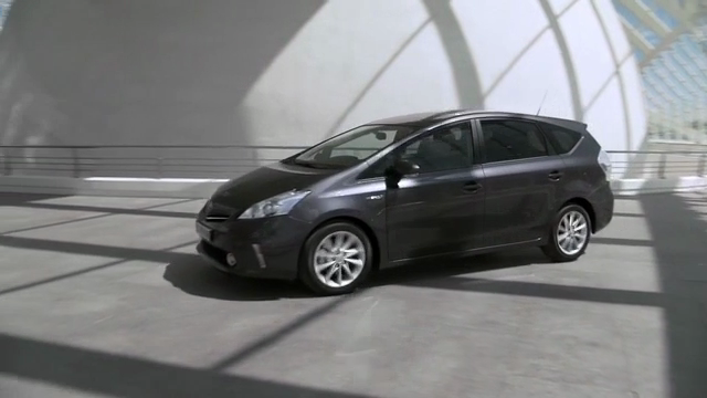Prius+ Edit TV Footage