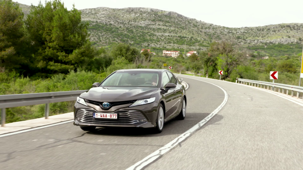Toyota Camry 2019 - Footage