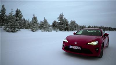 GT86 footage